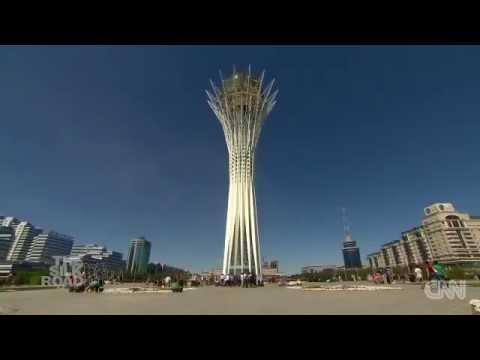 Kazakhstan's futuristic capital by CNN