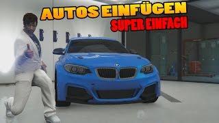 GTA 5 Autos Einfügen Komplett Installation [ GTA 5 MODS ]