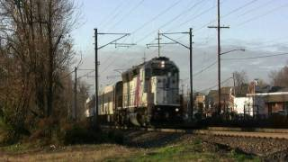 New Jersey Transit - NJCL - Red Bank, NJ - 11/24/09