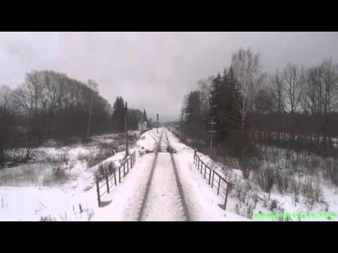 Pogoriełoje Gorodiszczie - Rżew-Bałtijskij / Погорелое Городище - Ржев-Балтийский
