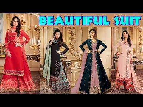 Buy Now Latest Designer Plazzo & Anarkali Salwar Kameez    COD Available Ll  Www.prititrendz.com