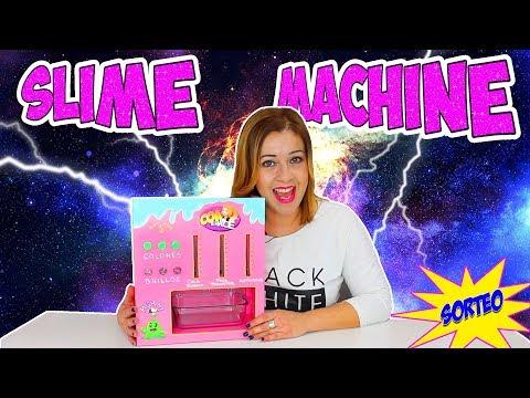 Slime Machine ! Mi máquina de slime puede ser tuya !