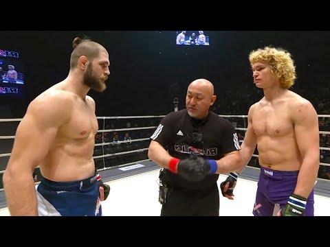 Jiri Prochazka (Czech) vs Karl Albrektsson (Sweden) | KNOCKOUT, MMA fight HD