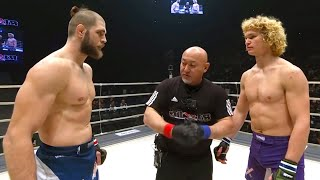 Jiri Prochazka (Czech) vs Karl Albrektsson (Sweden) | KNOCKOUT, MMA fight HD