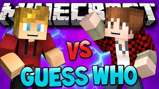 "Minecraft Guess Who! ""The Decider!"" (Minecraft Guess Who Mini-Game) w/TheBajanCanadian"
