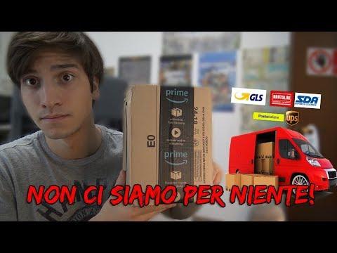Corriere di MERDA💩!+Unboxing
