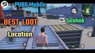 PUBG Mobile SNAHOK 0.8 Best LOOT Location