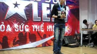 VNG Got Talent 2010-Đợi chờ phố xưa-GSS
