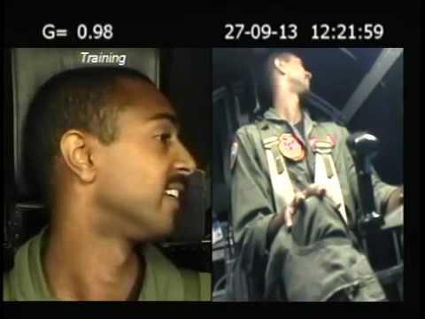 US Navy Centrifuge (CFET) Training