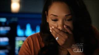 The Flash 5x03 Nora saves Cisco from Cicada