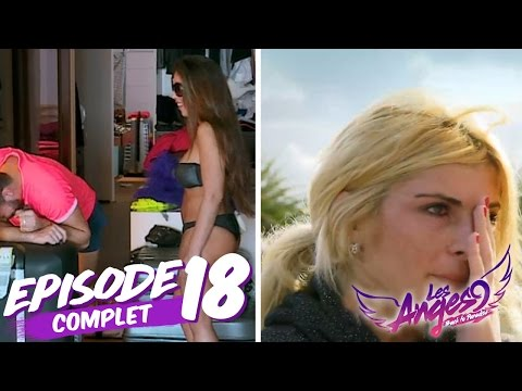 💸 Les Anges 9  (Replay) - Episode  18 : Kim pousse Antho à b