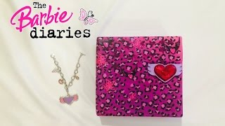 The Barbie Diaries : Electronic Diary