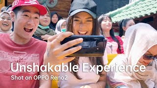 OPPO Reno2 | Anti Shake Experience - Dufan Story