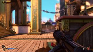 Bioshock Infinite maxed out (gameplay)