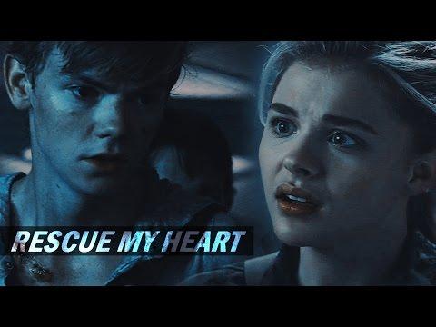● rescue my heart | newt & cassie