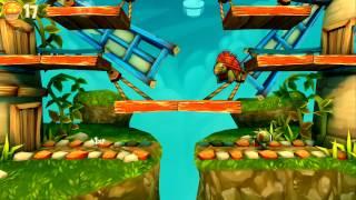 Muffin Knight OUYA Gameplay *HD* 1080P
