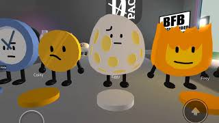 Battle For BFDI (Bfb) Roblox