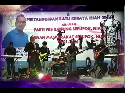 Beri Pemutus Ati Nuan ( Best Live Band Contest Iban Song Cover )