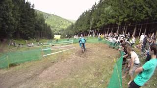 """Stefan Beck """"Purzl"""" IXS Downhill Cup Ilmenau 2011"""
