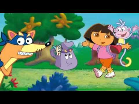 Dora L Exploratrice Sac 224 Dos Youtube
