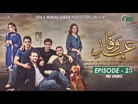Download Drama Ehd-e-Wafa   Episode Last 25- 3 March  2020