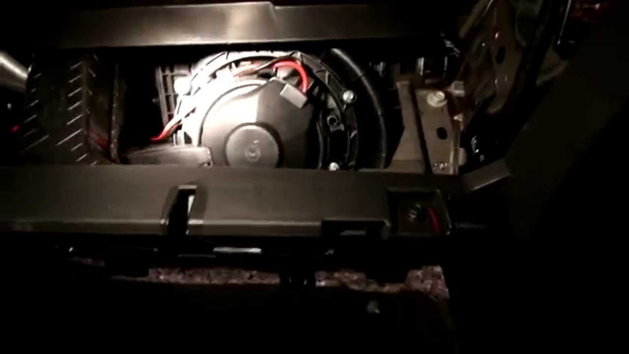 how to install 2010 chevrolet camaro blower motor [ 1280 x 720 Pixel ]