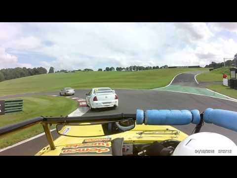 TEAM SLAP MY TOP Cadwell Pk 22nd july 2017