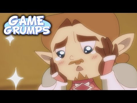 Game Grumps Animated - EYE - by Sherbies