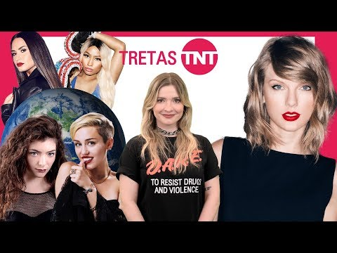 TAYLOR SWIFT X O MUNDO: TIMELINE DE UMA ETERNA BAD BLOOD (PARTE 1) | Tretas TNT