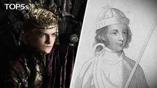 Download 5 Game of Thrones Characters Thought to be Inspired by Real Life Historical Figures Mp3 and Videos