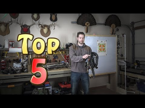 Top 5 Pieces Of Hunting Gear From 2017