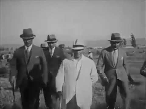 'The incredible Turk'  ATATÜRK short interview, rare images \u0026 vision indir