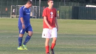 Perfect Hat-Trick Of Misses: Sunday League Football at it