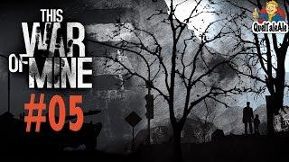This War of Mine - Gameplay ITA - #05 - Giorni 8-9-10 - Nuovi arrivi e...