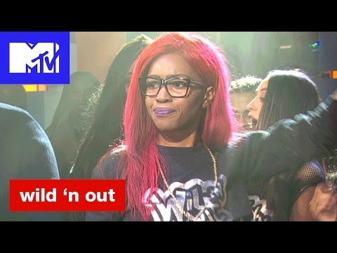 Bonnie Godiva Battles Nick Cannon Head To Head | Wild N Out | #Wildstyle