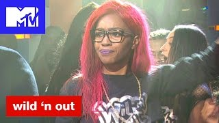 Bonnie Godiva Battles Nick Cannon Head To Head | Wild 'N Out | #Wildstyle