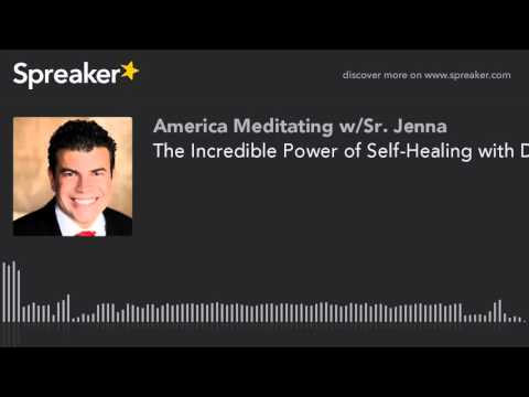The Incredible Power of Self-Healing with Dr. Fabrizio Mancini