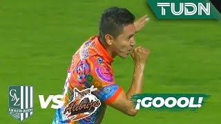 ¡Ledesma hace el segundo! | Zacatepec 0 - 2 Alebrijes | Ascenso MX - AP 19 Final ida  | TUDN