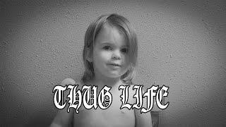 First Pee On The Potty [Thug Life Edition]