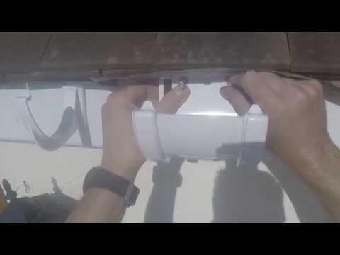 HOW TO: Fix A Leaking Gutter | Gutter Supplies
