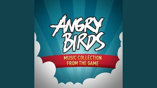 Angry Birds Seasons: Trick or Treat (Halloween Level)
