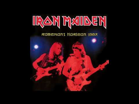Iron Maiden - Rosemont Horizon (1987)