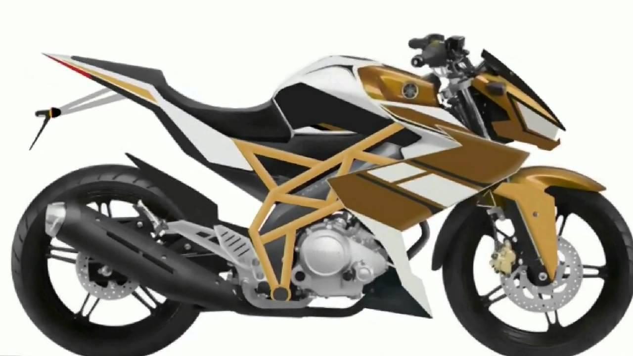 Yamaha Vixion Modif Yzf R15  paling bagus