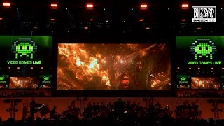 Konzert von Video Games Live @gamescom2018 | Diablo