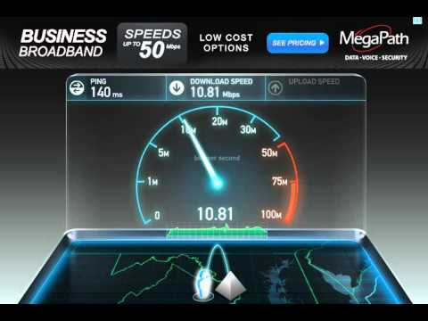 Internet Speed in USA - 2016 - YouTube