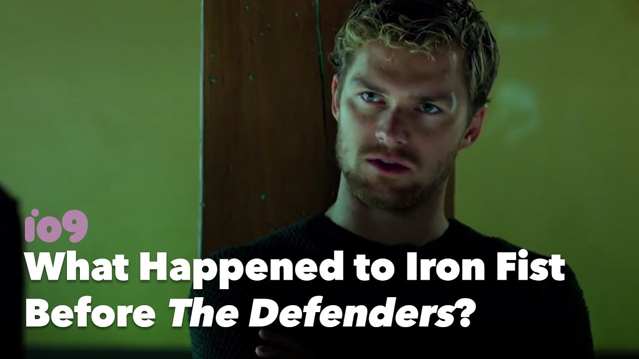 Really. what happened to iron fist aside! You
