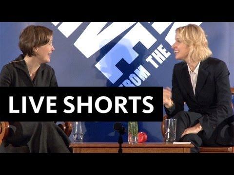 Ann Patchett & Elizabeth Gilbert | LIVE from the NYPL