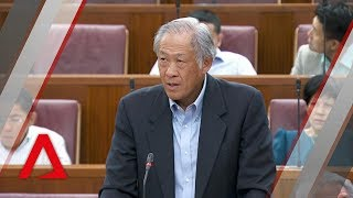 Ng Eng Hen on NS training deaths | Full ministerial statement