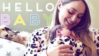 Meet My BABY GIRL! | Fleur De Force