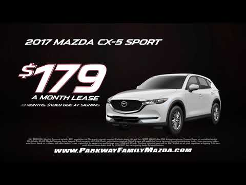 2017 Mazda CX-5 Sport Low Payment Offer Kingwood TX | Max Trade Value | Parkway Family Mazda